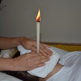 thai spa ear cleansing