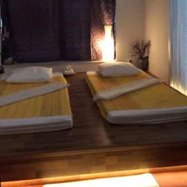 Thai massage room